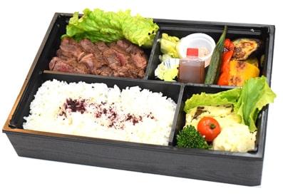 サガリステーキ弁当 ‐盛JYO‐