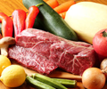 【飲み放題付】ステーキ付き!野菜たっぷりコース カジュアルコース