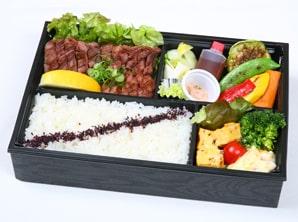 厚切り牛タン塩ステーキ弁当 -縁EN-